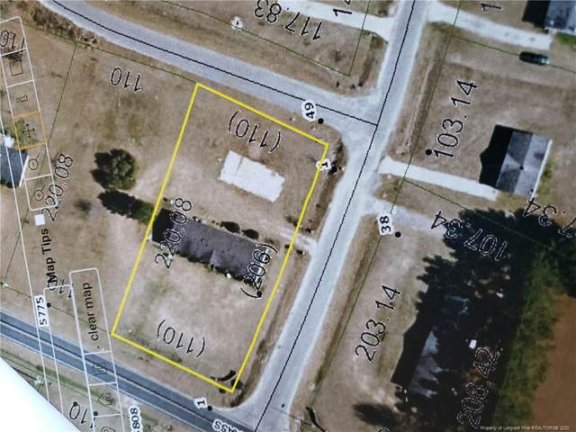 21 Ralph Hunt Boulevard, ORRUM, NC 28369 (MLS #630394) :: The Signature Group Realty Team