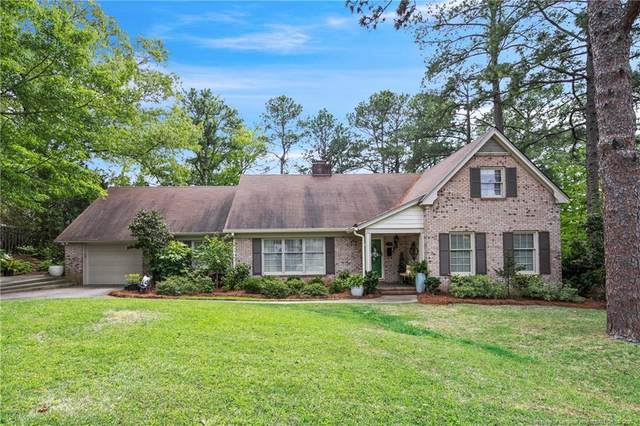 2215 Kingswood Road, Fayetteville, NC 28303 (MLS #630456) :: The Signature Group Realty Team