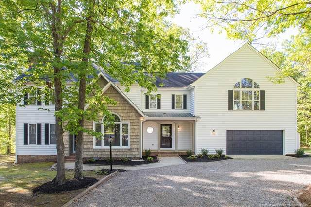 2107 Spring Lane, Sanford, NC 27330 (MLS #630498) :: Weichert Realtors, On-Site Associates