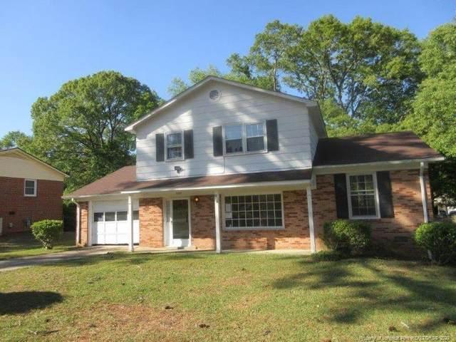 529 Glen Canyon Drive, Fayetteville, NC 28303 (MLS #630563) :: Weichert Realtors, On-Site Associates