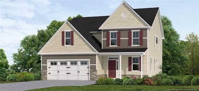 373 Angel Oak (Lot 297) Drive, Bunnlevel, NC 28323 (MLS #630619) :: Weichert Realtors, On-Site Associates