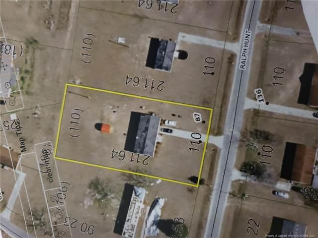 146 Ralph Hunt Boulevard, ORRUM, NC 28369 (MLS #630668) :: The Signature Group Realty Team