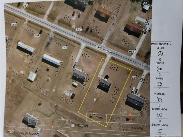 82 Ralph Hunt Boulevard, ORRUM, NC 28369 (MLS #630671) :: The Signature Group Realty Team
