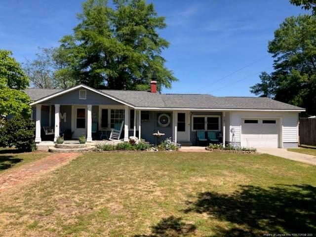247 N Lake Road, Red Springs, NC 28377 (MLS #630808) :: Weichert Realtors, On-Site Associates
