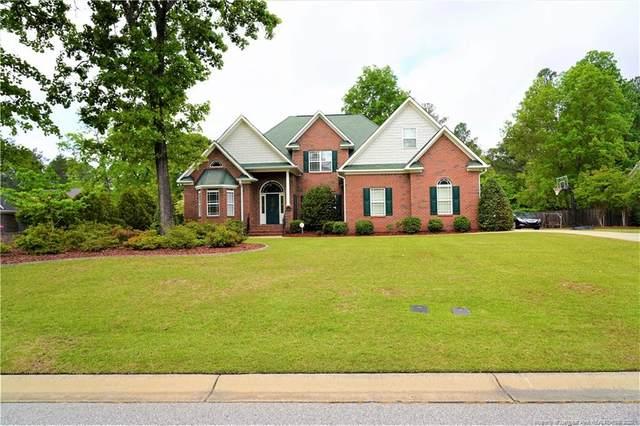 3444 Thamesford Road, Fayetteville, NC 28311 (MLS #630816) :: Weichert Realtors, On-Site Associates