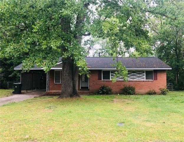 6038 Dahlgren Avenue, Fayetteville, NC 28314 (MLS #630875) :: Weichert Realtors, On-Site Associates