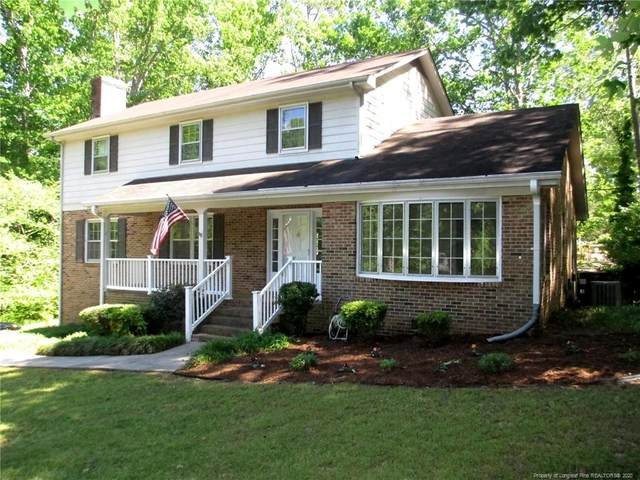 1309 Hermitage Road, Sanford, NC 27330 (MLS #630897) :: Weichert Realtors, On-Site Associates