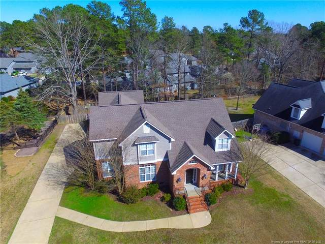 7133 Holmfield Road, Fayetteville, NC 28306 (MLS #630908) :: The Signature Group Realty Team
