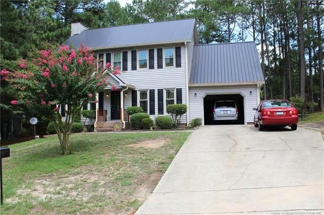 5586 Whithorn Court, Fayetteville, NC 28311 (MLS #631052) :: Weichert Realtors, On-Site Associates