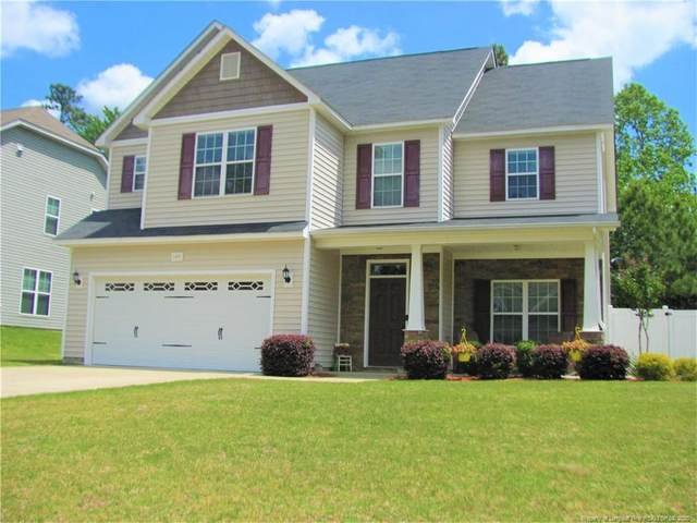 165 Old Glory Lane, Cameron, NC 28326 (MLS #631059) :: Weichert Realtors, On-Site Associates