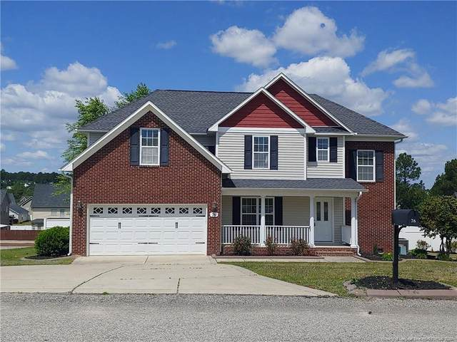 76 Marquis Drive, Cameron, NC 28326 (MLS #632135) :: Weichert Realtors, On-Site Associates