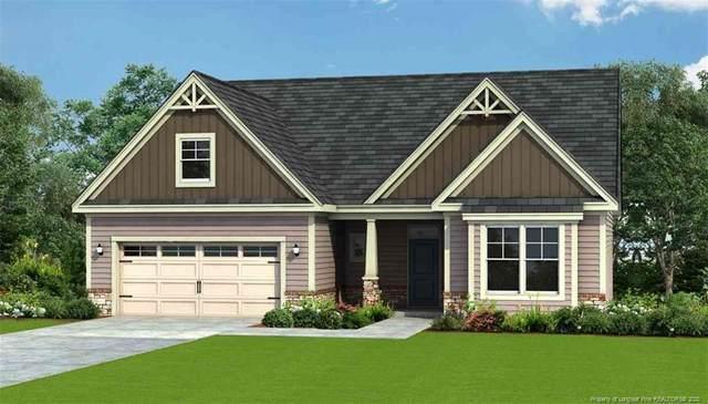 2915 Ives Drive, Eastover, NC 28312 (MLS #632154) :: Weichert Realtors, On-Site Associates