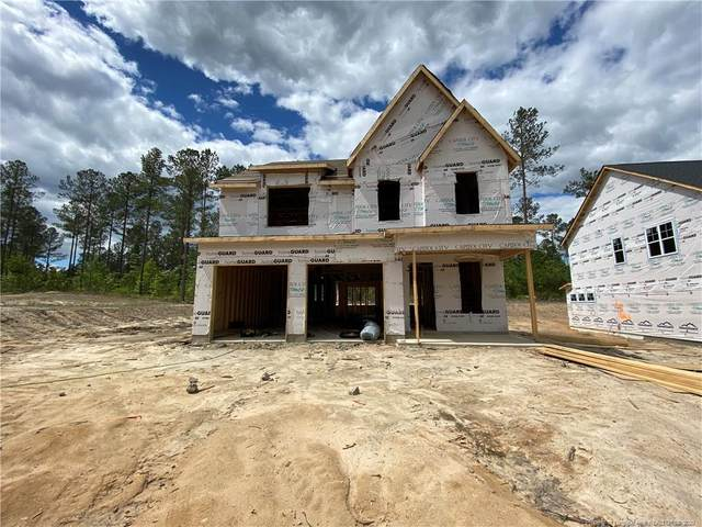 503 Falls Creek Drive, Spring Lake, NC 28390 (MLS #632242) :: Weichert Realtors, On-Site Associates