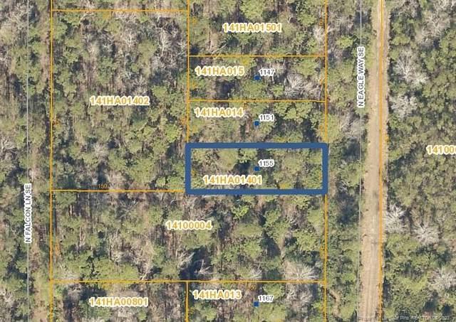 1155 N Eagle Way SE, Boiling Spring Lakes, NC 28422 (MLS #632262) :: Weichert Realtors, On-Site Associates