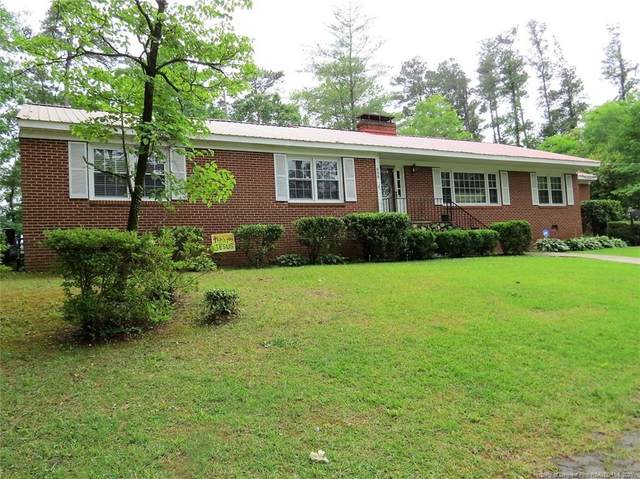 520 Forrest Drive, Sanford, NC 27330 (MLS #632337) :: The Signature Group Realty Team