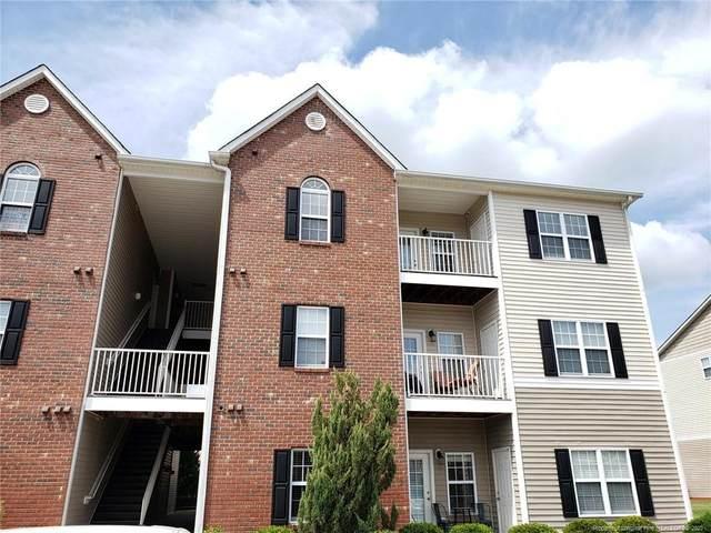 635 Marshtree Lane #308, Fayetteville, NC 28314 (MLS #632339) :: Weichert Realtors, On-Site Associates