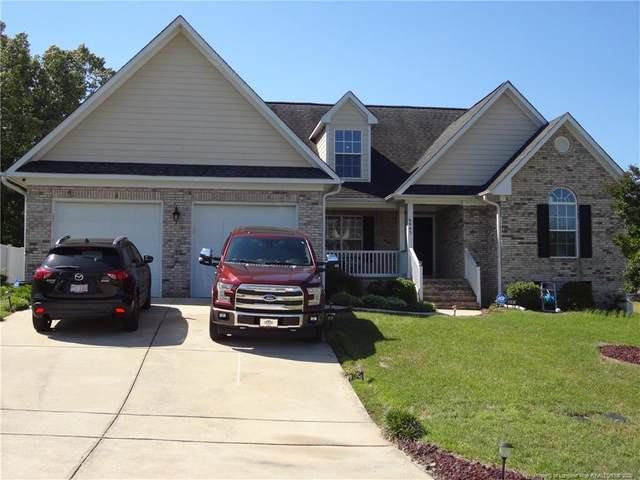 6045 Goldenrain Drive, Fayetteville, NC 28314 (MLS #632364) :: The Signature Group Realty Team