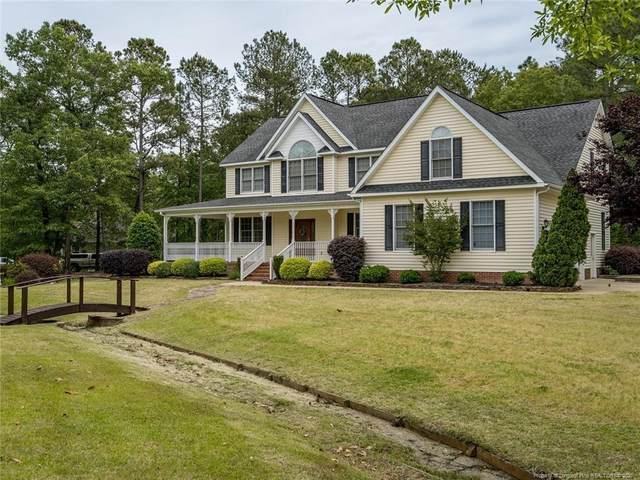 345 Crown Point, Sanford, NC 27332 (MLS #632432) :: Weichert Realtors, On-Site Associates