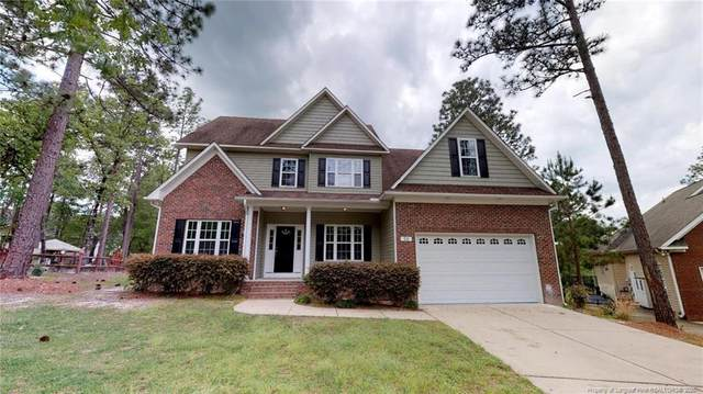 55 Magnolia Court, Sanford, NC 27332 (MLS #632437) :: The Signature Group Realty Team