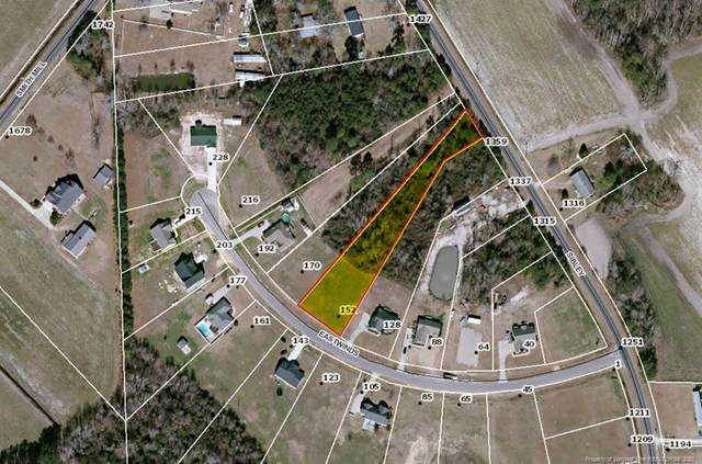 152 Eastwind - Lot 10, Lumberton, NC 28358 (MLS #632441) :: The Signature Group Realty Team