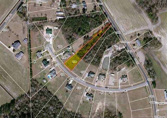 170 Eastwind - Lot 11, Lumberton, NC 28358 (MLS #632452) :: Weichert Realtors, On-Site Associates