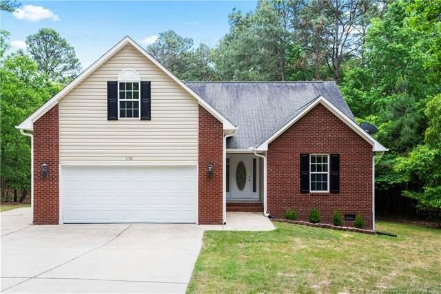 1170 Carolina Way, Sanford, NC 27332 (MLS #632478) :: Weichert Realtors, On-Site Associates