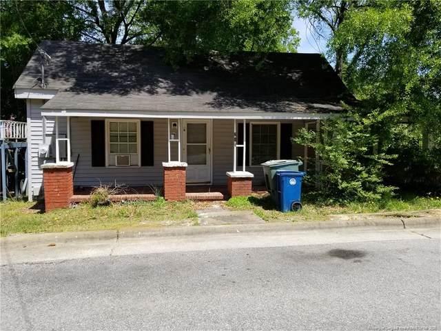 212 W Oak Street, Fayetteville, NC 28306 (MLS #632575) :: Moving Forward Real Estate