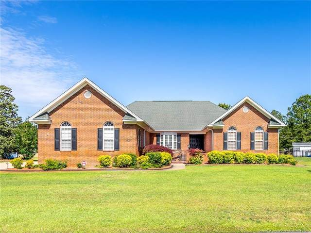 1416 Four Wood Drive, Fayetteville, NC 28312 (MLS #632589) :: Weichert Realtors, On-Site Associates