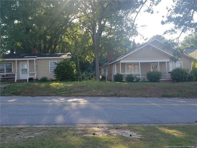 224 Fountainhead Lane, Fayetteville, NC 28301 (MLS #632598) :: Weichert Realtors, On-Site Associates
