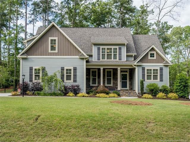 2325 Brownstone Road, Sanford, NC 27330 (MLS #632675) :: Weichert Realtors, On-Site Associates