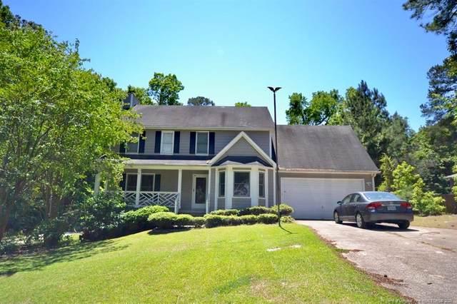 908 Mariposa Drive, Fayetteville, NC 28311 (MLS #632722) :: Weichert Realtors, On-Site Associates