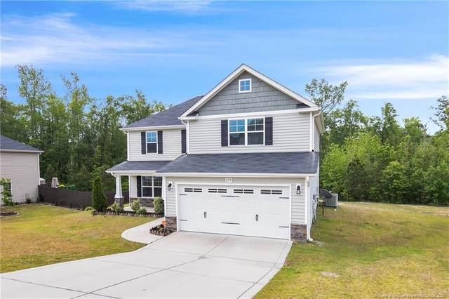 699 New Castle Lane, Spring Lake, NC 28390 (MLS #632816) :: Weichert Realtors, On-Site Associates