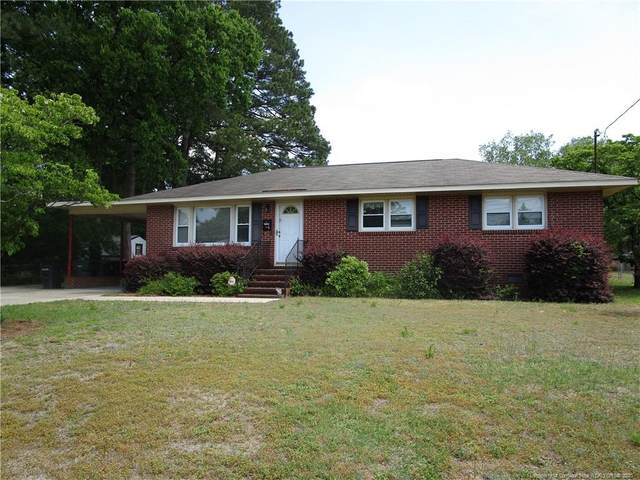 3709 Berger Drive, Fayetteville, NC 28304 (MLS #632860) :: Weichert Realtors, On-Site Associates
