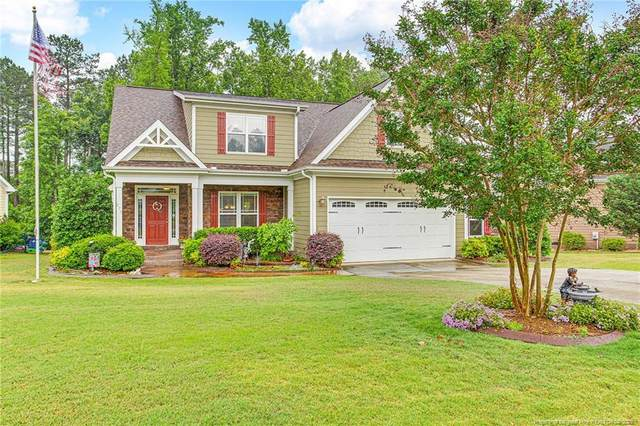 279 Orchard Falls Drive, Spring Lake, NC 28390 (MLS #632897) :: Weichert Realtors, On-Site Associates