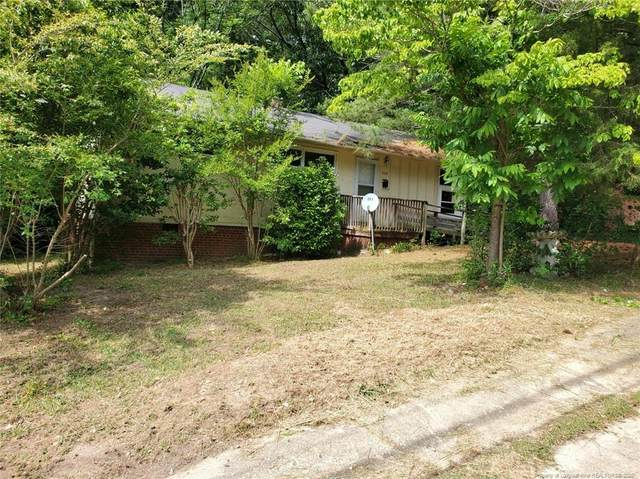 208 Langdon Street, Fayetteville, NC 28301 (MLS #632922) :: Weichert Realtors, On-Site Associates
