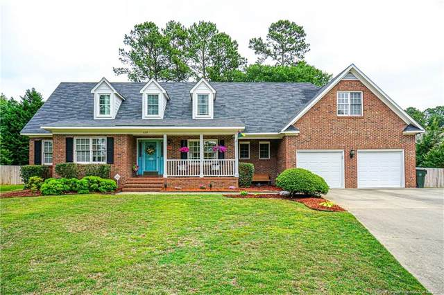 609 Longwood Place, Fayetteville, NC 28314 (MLS #633020) :: The Signature Group Realty Team
