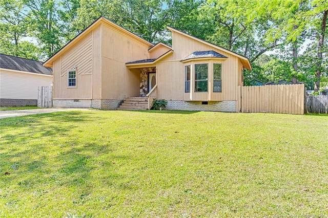 6028 Bartlett Court, Fayetteville, NC 28314 (MLS #633025) :: Weichert Realtors, On-Site Associates