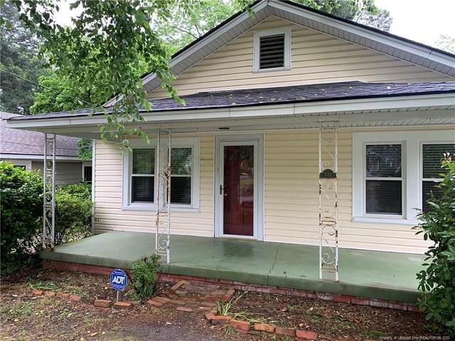 532 Pearl Street, Fayetteville, NC 28303 (MLS #633050) :: Weichert Realtors, On-Site Associates