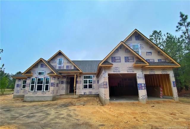 400 Longleaf Drive, West End, NC 27376 (MLS #633052) :: Weichert Realtors, On-Site Associates