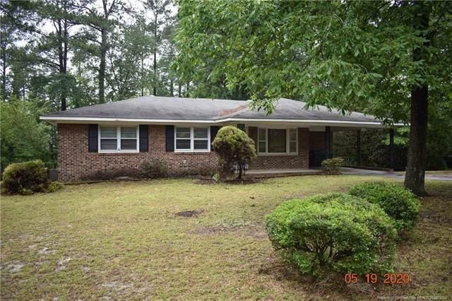 271 Brewster Drive, Fayetteville, NC 28303 (MLS #633074) :: Weichert Realtors, On-Site Associates