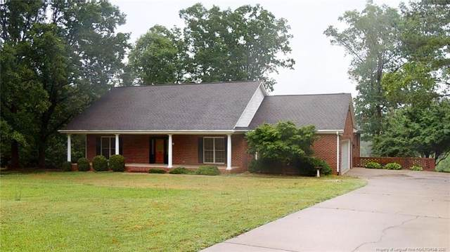 2659 Blackstone Road, Sanford, NC 27330 (MLS #633077) :: Weichert Realtors, On-Site Associates