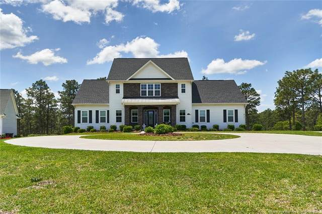 170 Kerr Lake Road, Aberdeen, NC 28315 (MLS #633102) :: The Signature Group Realty Team