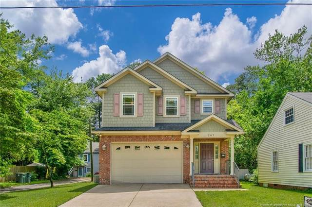 207 Miles Court, Fayetteville, NC 28303 (MLS #633131) :: The Signature Group Realty Team