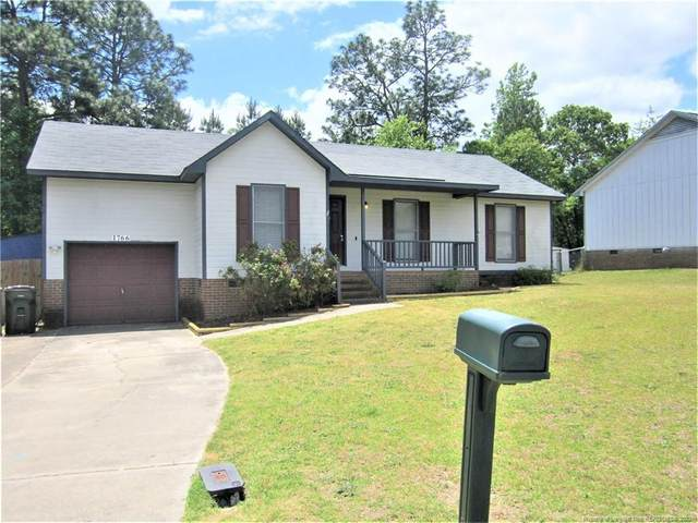 1766 Winnabow Drive, Fayetteville, NC 28304 (MLS #633133) :: Weichert Realtors, On-Site Associates