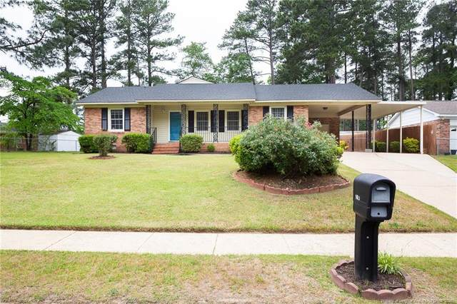 5303 Foxfire Road, Fayetteville, NC 28303 (MLS #633139) :: Weichert Realtors, On-Site Associates