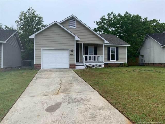 561 Jennings Farm Road, Fayetteville, NC 28314 (MLS #633143) :: Weichert Realtors, On-Site Associates
