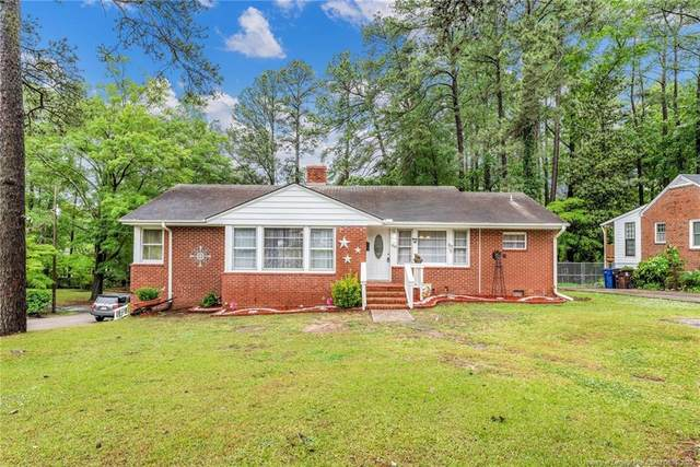 643 Spring Lane, Sanford, NC 27330 (MLS #633177) :: Weichert Realtors, On-Site Associates