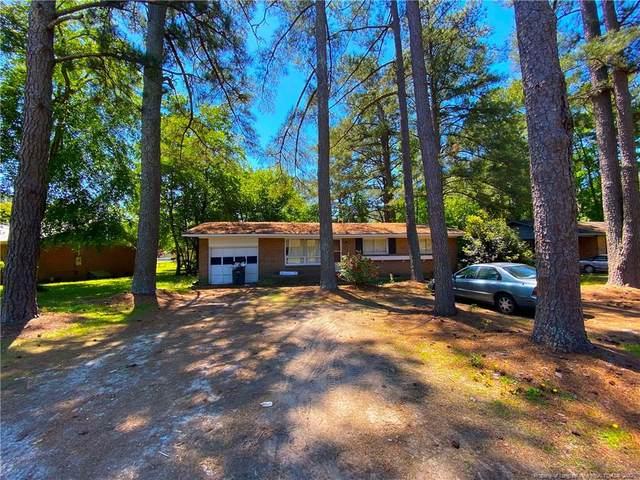 7009 Bronwyn Street, Fayetteville, NC 28314 (MLS #633184) :: Weichert Realtors, On-Site Associates