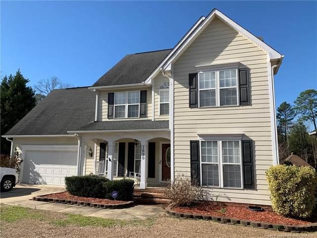 1630 Stonewood Drive, Fayetteville, NC 28306 (MLS #633188) :: Weichert Realtors, On-Site Associates