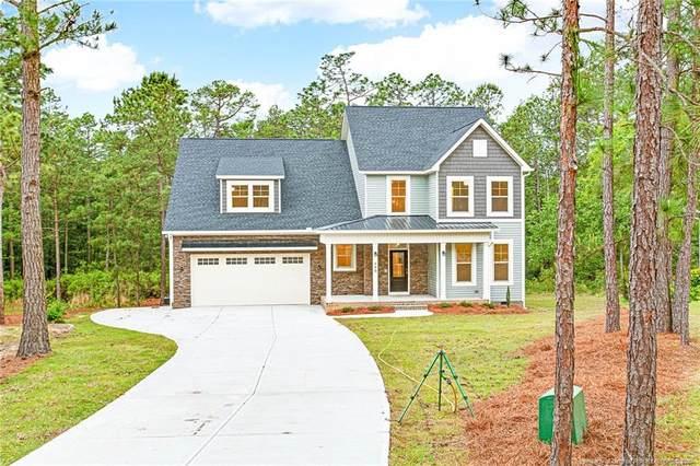 2975 Carolina Way, Sanford, NC 27332 (MLS #633191) :: Freedom & Family Realty